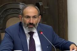 نخستوزیر ارمنستان: به همکاریها با ایران در سطوح بالا ادامه میدهیم