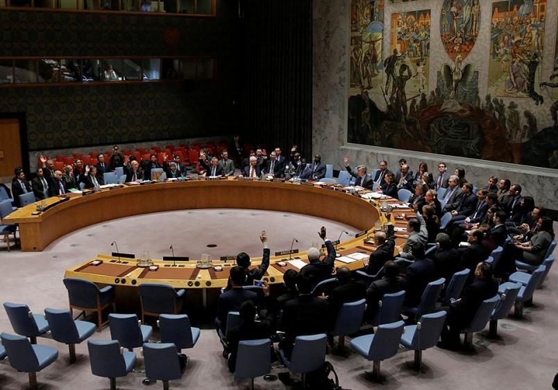نشست شورای امنیت برای بررسی اوضاع اوکراین