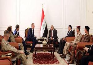 سرپرست وزارت دفاع آمریکا: نظامیان ما به دعوت بغداد در عراق حضور دارند!