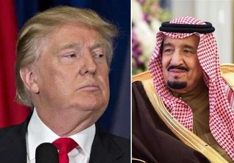 ترامپ: ما هزینه زیادی صرف حفاظت از عربستان میکنیم