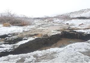 دسترسی مردم روستای زنوک خوسف به خارج روستا، همچنان قطع