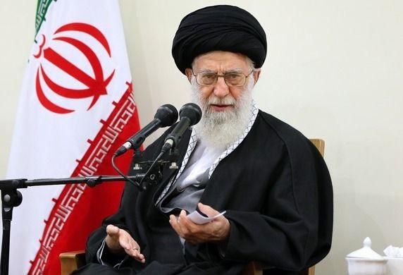 خاطره رهبر انقلاب از احضار رئیس جمهور ایران به دادگاه توسط اروپاییها ///// کدام رئیس جمهور کشورمان توسط اروپا به دادگاه احضار شد؟ (روتیتر: خاطره رهبر انقلاب؛)