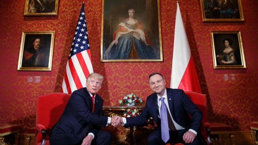 #لهستان_گورستان_آمریکا |واکنش تندکاربران به نشست ضدایرانی آمریکا و لهستان در ورشو