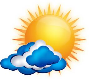 کاهش دما و وزش باد در کرمان