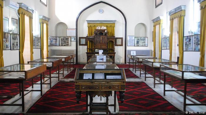 مفقود شدن یک نسخه خطی قرآن کریم از آرشیو ملی افغانستان