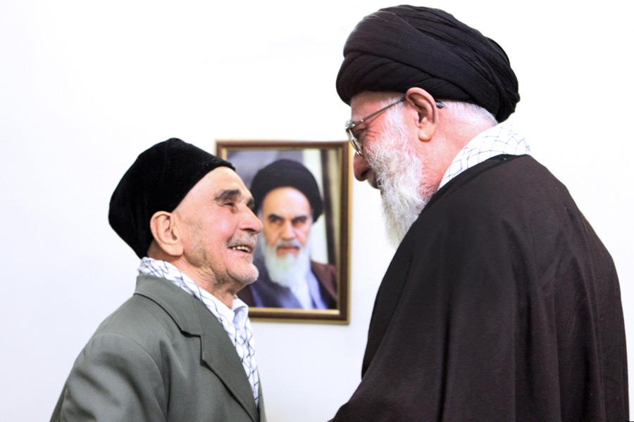 خاطره رهبر انقلاب از پدر شهید کاوه