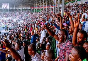 ۱۴ کشته بر اثر ازدحام جمعیت در اجتماع انتخاباتی در نیجریه