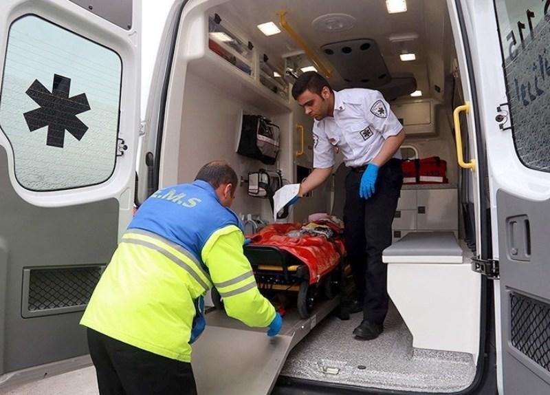 انتقال ۱۷ هزار و ۷۳۳ مصدوم تصادفی توسط اورژانس آذربایجان شرقی به بیمارستان