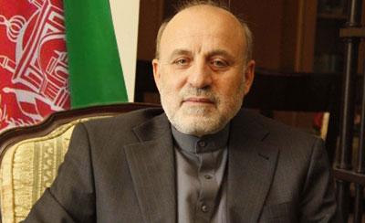 نماینده رئیس جمهور افغانستان در روند صلح به تهران سفر می کند