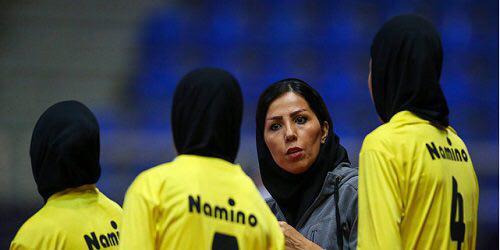 سرمربی تیم ملی فوتسال بانوان ایران مشخص شد