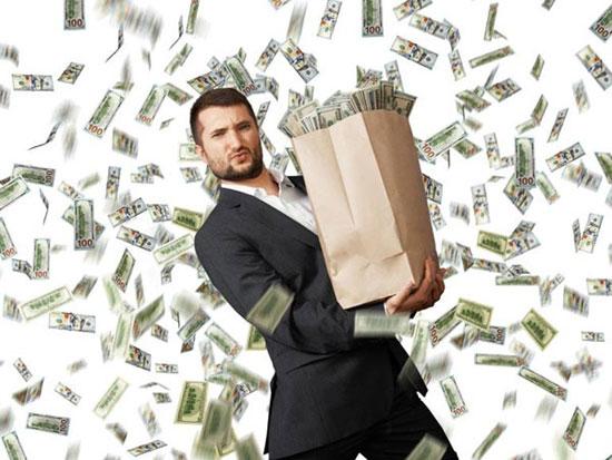 ۸ راهکار طلایی برای پولدار شدن