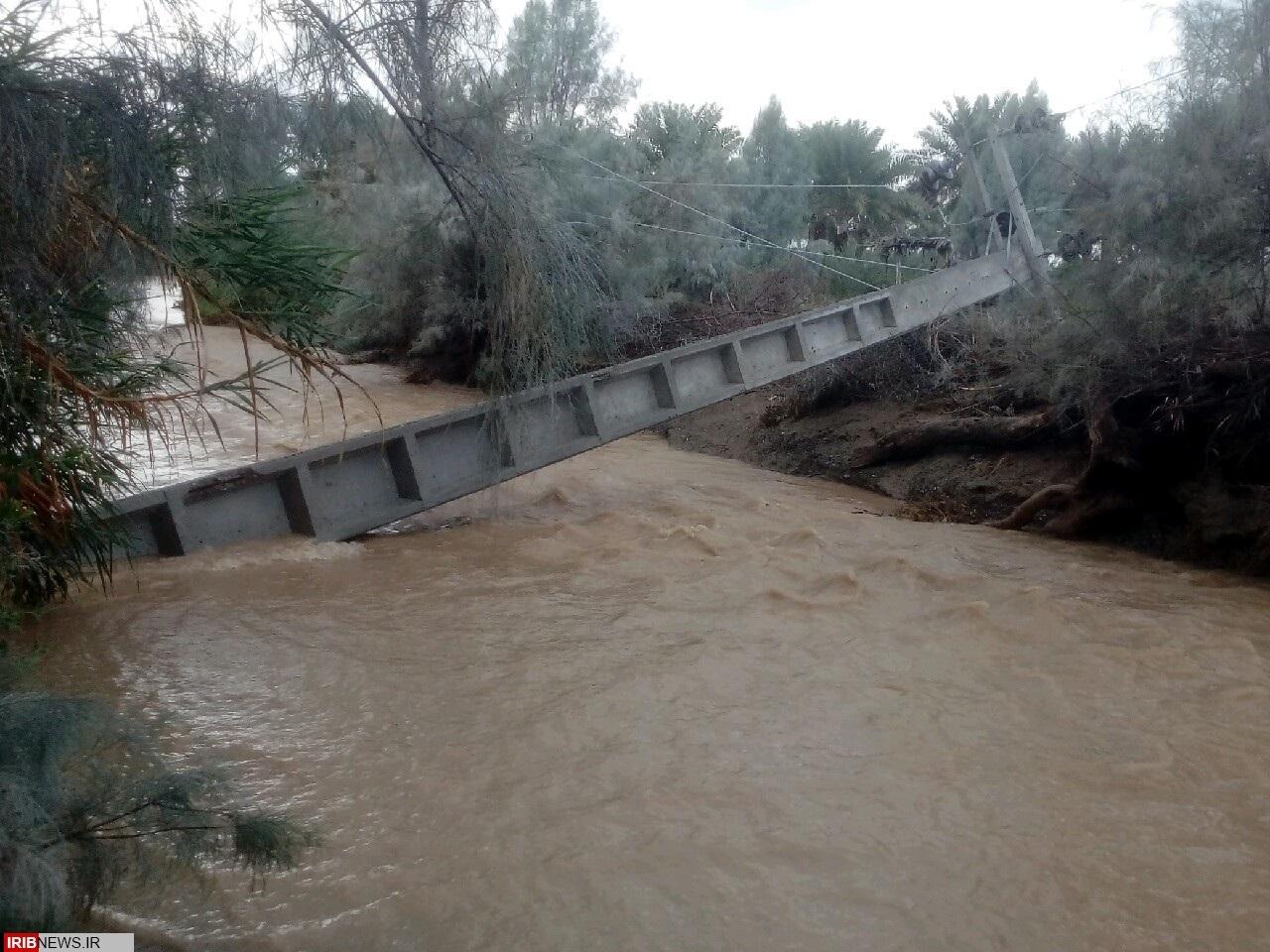 اعلام خسارات سیل در استان کرمان ظرف ۵ روز آینده