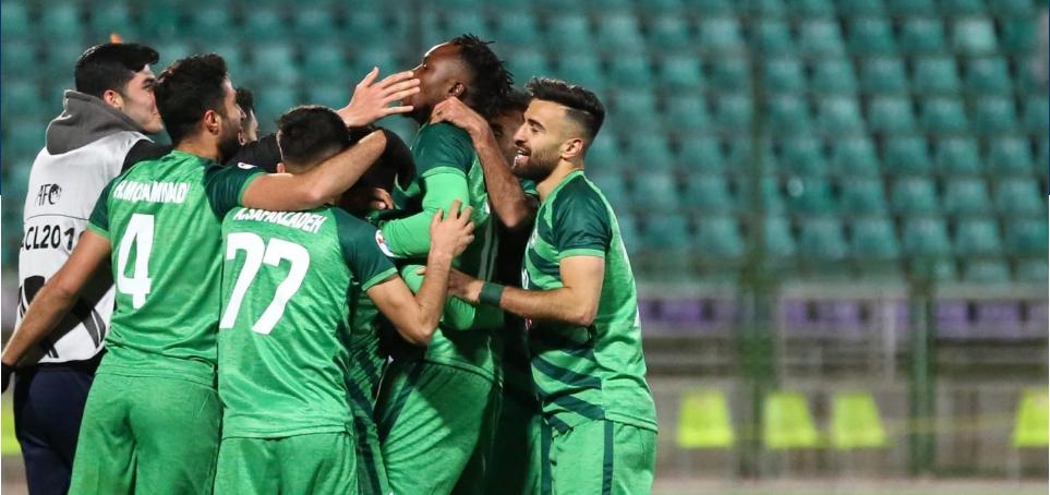 بازتاب پیروزی سایپا و ذوب آهن در صفحه رسمی AFC