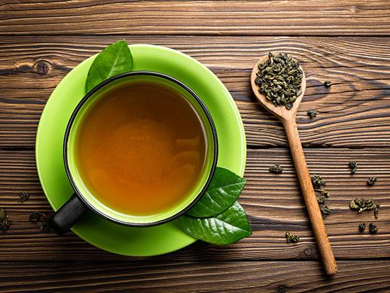 مزایای فوق العاده چای سبز
