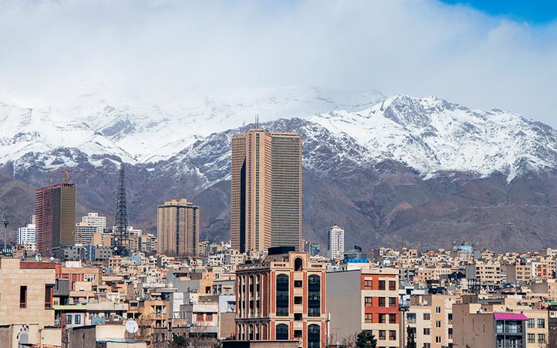 شاخص هوای تهران در ۲۴ بهمن ماه/ هوای پایتخت همچنان سالم است