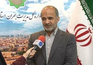 ۲۸ مورد آبگرفتگی در پی بارندگی های اخیر در یزد گزارش شد