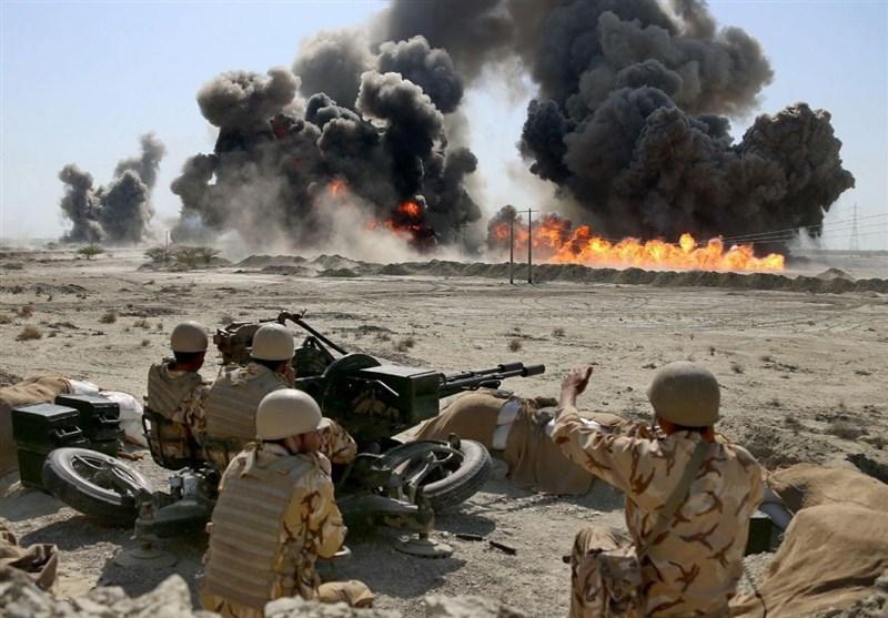 ارتش اجازه خودنمایی به هیچ می را نمیدهد