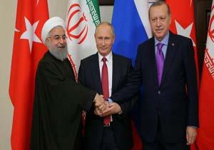 نشست سران ایران، ترکیه و روسیه درباره سوریه فردا برگزار میشود