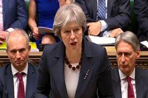 ترزا می: تاریخ خروج انگلیس از اتحادیه اروپا به تعویق نمیافتد