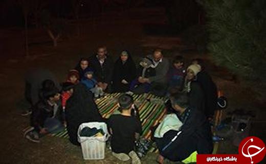 از دورهمی گرم خانوادههای یزدی در سرمای زمستان تا پروژههای عظیم سدسازی در خوزستان + فیلم