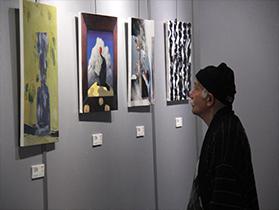 چهل نمایشگاه، چهل شهر در نگارخانه مارلیک رشت