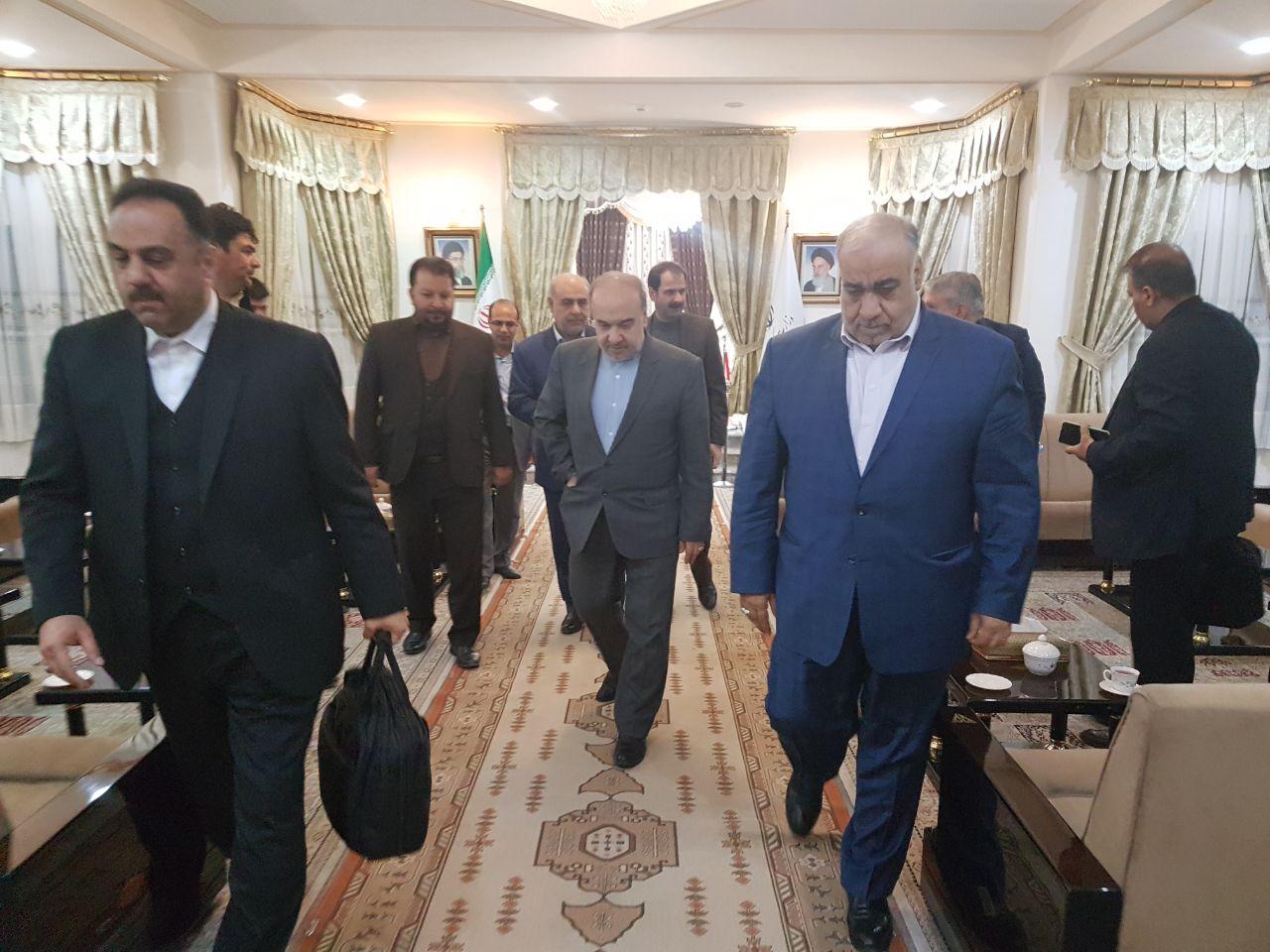 وزیر ورزش و جوانان  صبح امروز  وارد کرمانشاه شد