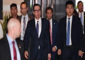 باشگاه خبرنگاران -آغاز گفتگوهای سطح بالای تجاری میان آمریکا و چین