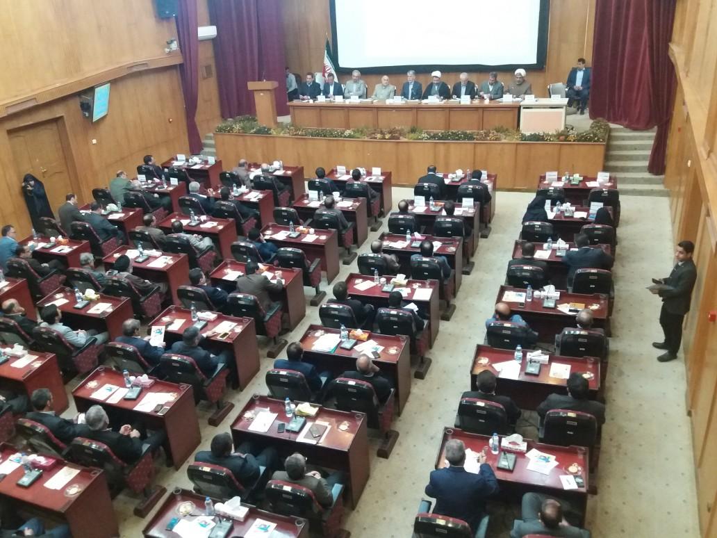 جلسه مشترک شورای اداری و شورای فرهنگ عمومی با حضور وزیر ارشاد