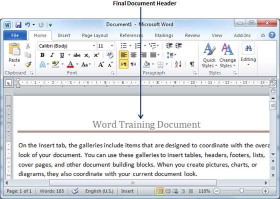 آموزش مایکروسافت ورد | چگونگی ایجاد حاشیه و روش ساخت سرصفحه و پاورقی در متن (قسمت ۱۸)