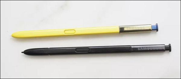 سامسونگ به دنبال جاسازی دوربین سلفی درون قلم S Pen +تصاویر