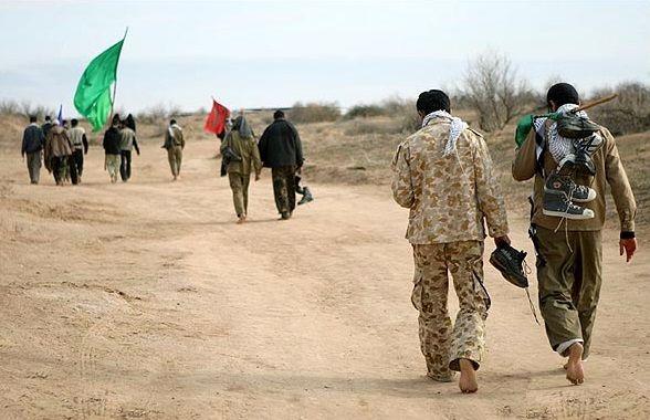 اعزام ۲۷۰ نفر از دانش آموزان تبریزی به مناطق عملیاتی دفاع مقدس
