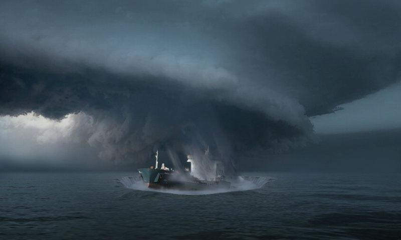ماجرای دریاچه مرموز و مرگ باری که کشتی و هواپیما میبلعد!