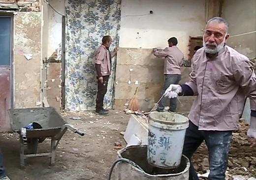 اعزام بسیجیان جهادی محلات به مناطق محرم نیم ور