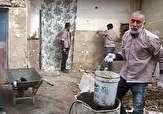 باشگاه خبرنگاران - اعزام بسیجیان جهادی محلات به مناطق محرم نیم ور