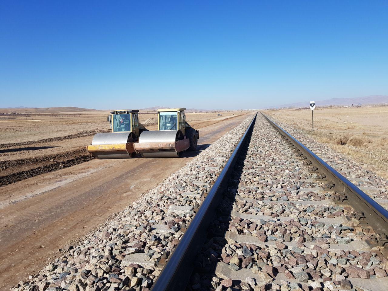راه اندازی ایستگاه راه آهن خمین تا ۳ سال آینده