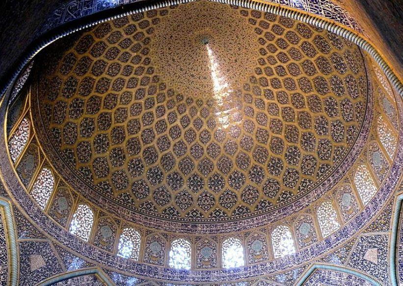 مسجد شیخ لطف الله را بیشتر بشناسید + تصاویر