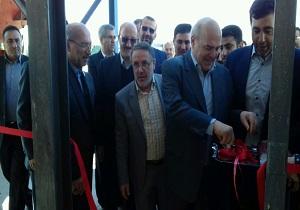 افتتاح شرکت بازیافت شیشه در تاکستان