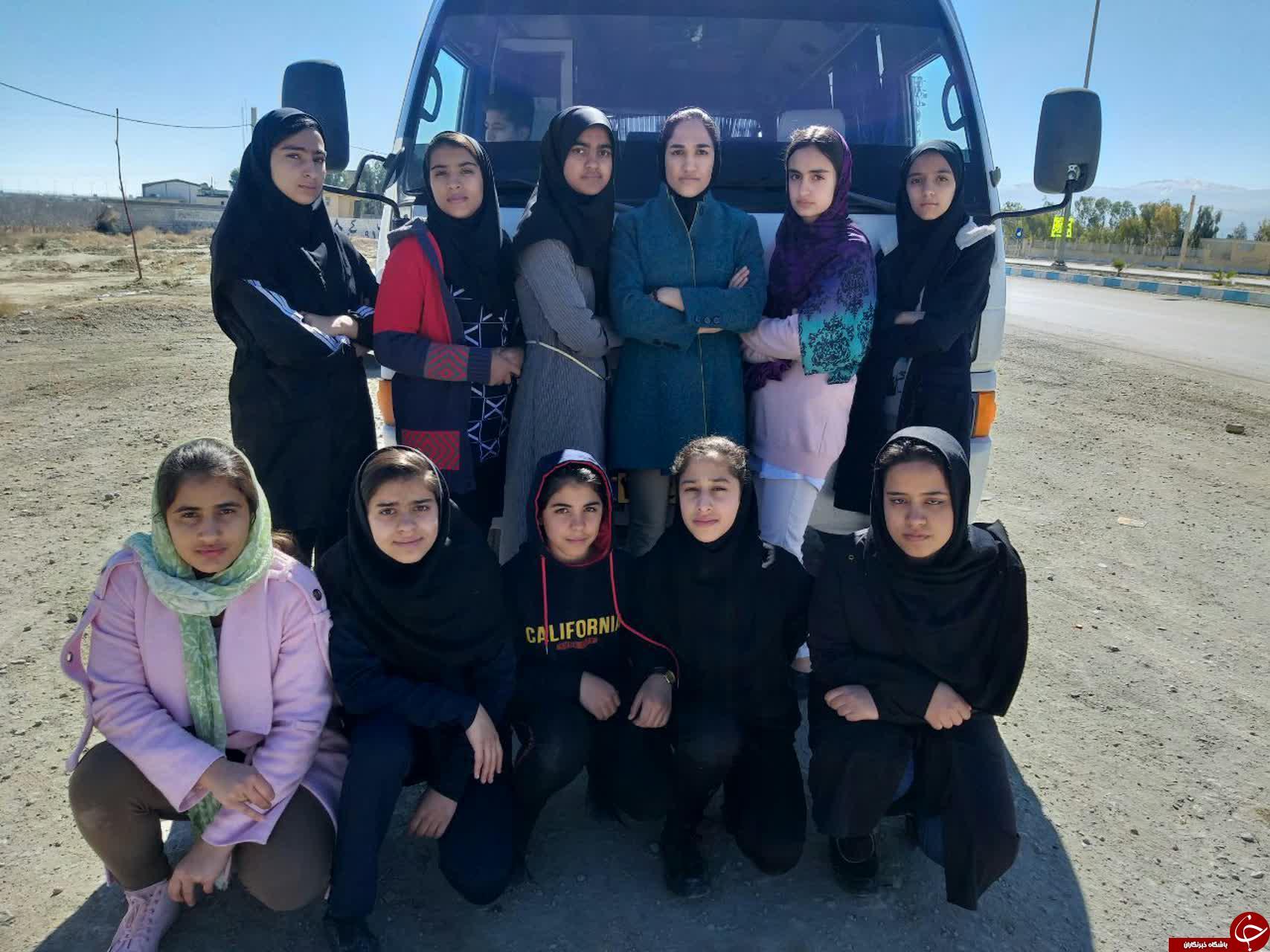 کونگ فو کاران زن کرمانی راهی شیراز شدند