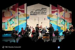 دومین شب سی و چهارمین جشنواره موسیقی فجر