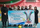 باشگاه خبرنگاران - تیم داژبال بافق با اقتدار بر سکوی نخست استان ایستاد