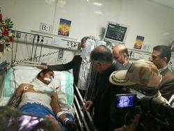 آخرین وضعیت مجروحان حادثه تروریستی سیستان و بلوچستان در اصفهان