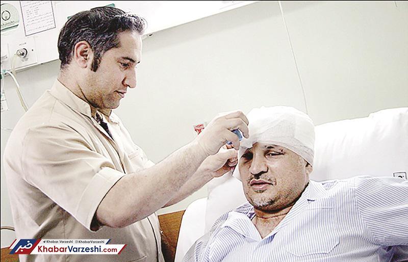 ناگفتههای علی دایی از یک حادثه خطرناک/ در تعجبم که چطور زنده ماندم! + تصاویر