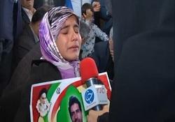 گزارشی تکان دهنده از بازماندگان شهدای حادثه تروريستی خاش + فیلم
