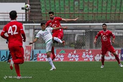 باشگاه خبرنگاران -لیگ برتر فوتبال / سپیدرود ۱ - ماشینسازی ۱