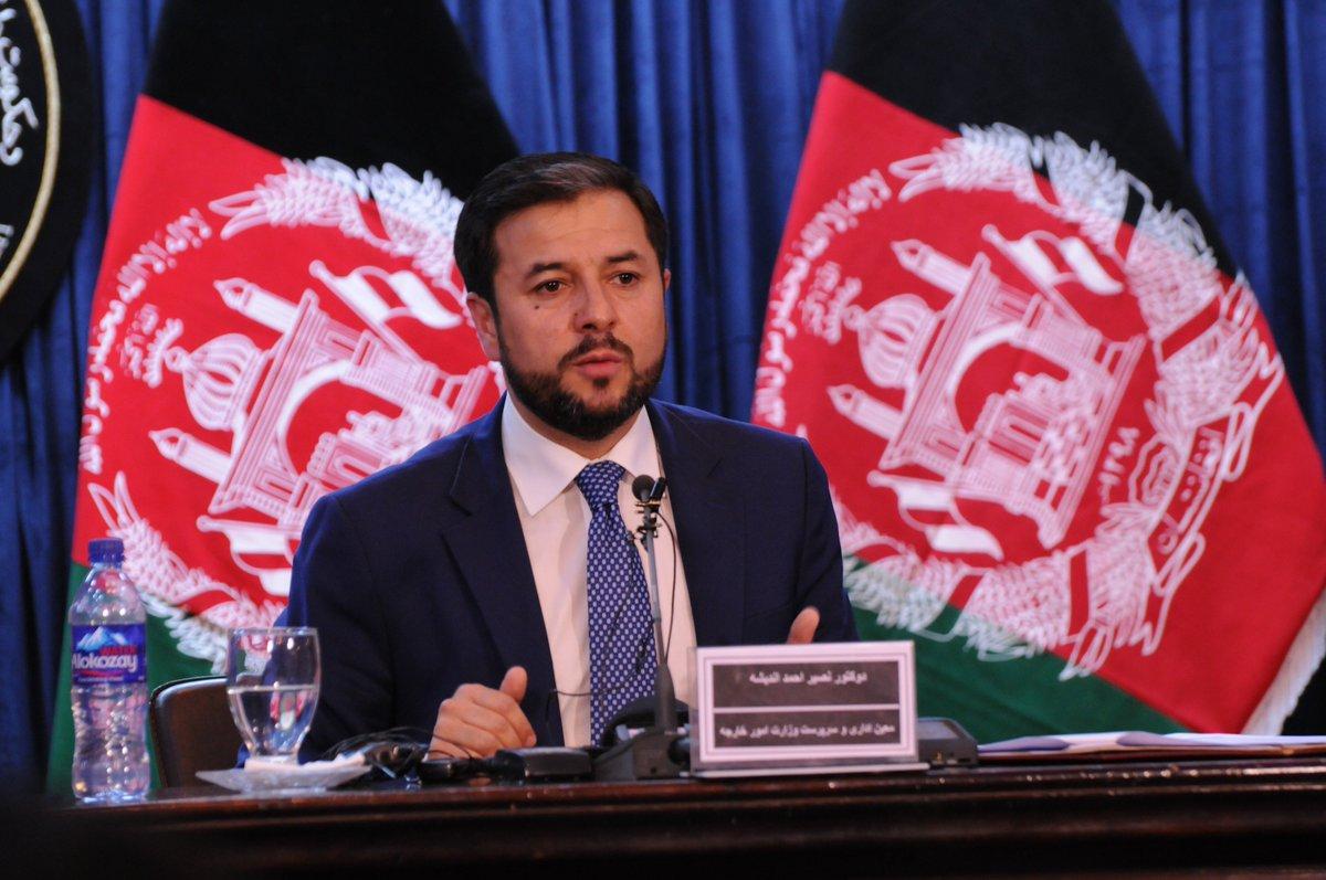 نیروهای خارجی بدون تفاهم با حکومت افغانستان خارج نمی شوند