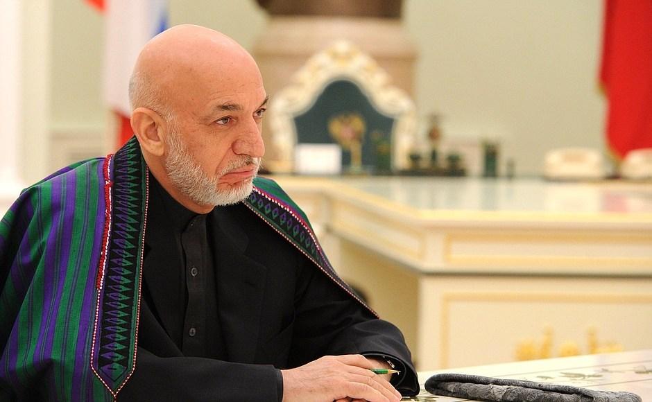 کرزی: حکومت موقت به تنش میان افغان ها پایان نمی دهد