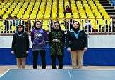 باشگاه خبرنگاران - نوجوان مهابادی قهرمان مسابقات تنیس روی میز کشور