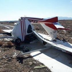 تایید سلامت فنی هواپیمای سقوط کرده در کاشمر