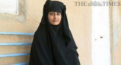 دردسرهای زن باردار داعشی برای انگلیس + فیلم