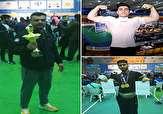 باشگاه خبرنگاران - ۲ ورزشکار مهابادی مدال طلای مچ اندازی کشور را کسب کردند